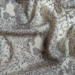 gold snake knit