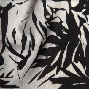one tone jungle print