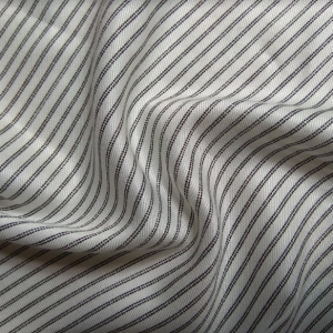 satin dotted stripes